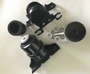4pc Engine And Transmission Mount For 2001-2004 Ford Escape Mazda Tribute