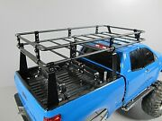 Metal Luggage Cargo Bed Roof Rack For Toy Tamiya R/c 1/10 Toyota Tundra Truck