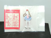 Vintage Nbc Howdy Doody Puzzle Keychain Over 2 Inches Tall 14678
