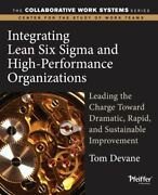 Integrating Lean Six Sigma And High-performance Organizations Leading The Char