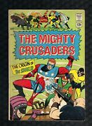 The Mighty Crusaders 1 Radio Comics 1965 The Origin Of The Shield [a2]