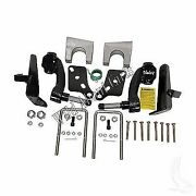 Jakeand039s 6 Drop Spindle Lift Kit Club For Car Ds Golf Cart With Metal Dust Covers