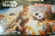 Operation Game Star Wars Edition - Repair Bb8 - New Sealed