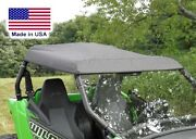 Roof And Hard Windshield For Arctic Cat Wildcat Trail - Canopy - Top - Commercial