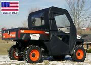 Bobcat 3400 Enclosure For Existing Windshield - Doors Roof And Rear Window