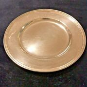 Vintage Sterling Silver Tray By Lord Saybrook