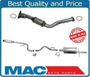 Full Exhaust System Converter For 05-07 Cobalt Supercharged Manual Transmission