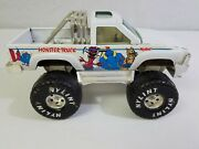 Nylint Vintage 4x4 Off Road Monster Truck White Rockford Illinois Pressed Metal