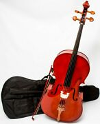 Usa Cello 4/4 M-tunes No.150 Wood - For Learners