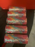 Party Popteenies Series 1 Surprise Popper With Confetti And Mini Doll - Lot Of 5
