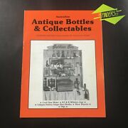 Australian Antique Bottles And Collectables Magazine Vol.1 No.5 1991 Whiskey Jugs