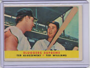 You Pick - 1958 Topps Singles Lots Vintage Rookie Rc Star