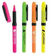 250 Custom Ledger Highlighters Personalized With Your Logo Text Info