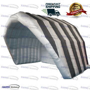 20x13ft Inflatable Stage Cover Patio Party Tent Concert Music With Air Blower