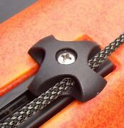 2-pack Low Profile Deck Fitting For Jackson And Ocean Kayak Slide Rail Track