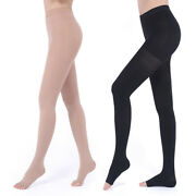 Women Men Compression Pantyhose Medical Relief Varicose Vein Surgical Stockings