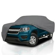 [cct] Weatherproof Full Pickup Truck Cover For Chevy Colorado 2003-2012