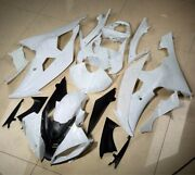 Unpainted Injection Fairing Cowl Kit Body For Yamaha Yzf R6 2008-2016 09 10 2011