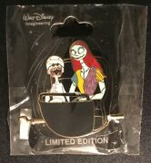 Wdi Nightmare Before Christmas Doom Buggy Dr Finkelstein Sally Le 250 Pin