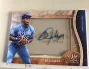2017 Topps Tier 1 Bo Jackson Clear One Auto Autograph 3/5 Royals Rare