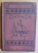Doctor Ox And Other Stories By Jules Verne - Osgood First Edition - 1874