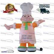16ft Inflatable Chef Character Butchery Advertising Promotion Restaurant