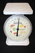 Vintage Nos American Family Scale Co. General Household Scale Weighs 25 Pounds