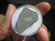 Awesome 6.3 G Allende Meteorite End Cut 1969 Mexico Fall Carbonaceous Cv3