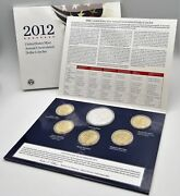 Annual Uncirculated Dollar Coin Sets Ogp 2012 2013 And 2014