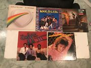 Kool And The Gang-heart-forever-ladies-dazz Band Keep It-gap Band Lll-mnt Vinyl