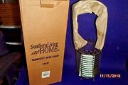New Southern Living At Home Farmhouse Wine Caddy 40507