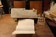 Vintage 1950 Letter Stamps Envelopes Mexican Air Mail Correo Aereo