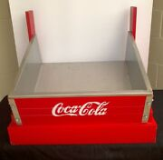 Coca-cola Cooler Or Vendor Unknown - Great Looking - Maybe One Of A Kind