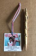 14k Ballpoint Pen Personal Collection President Ronald And Nancy Reagan