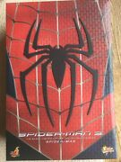 Spiderman 3 Hot Toys Limited Edition Figurine 1/6 Scale Movie Masterpiece