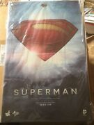 Superman Man Of Steel Collector's Edition Mms 200 Hot Toys