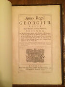 1729 King George Act Creating Royal Colonies North And South Carolina Pre-colonial