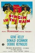 Singinand039 In The Rain Poster//singinand039 In The Rain Movie Poster//movie Poster//post
