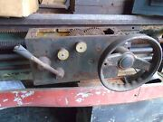 Clausing Colchester 17 Inch Metal Lathe Apron Gearbox