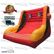 10x10ft Commercial Inflatable Basketball Hoop For Game Kids Play With Air Blower