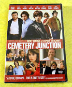 Cemetery Junction New Dvd Movie 2010 Ricky Gervais Emily Watson Comedy