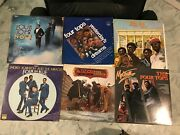 Four Tops-now-keeper-yesterdays-legends-nature-smokey Four In Blue-mint Vinyl