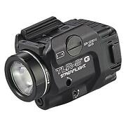Streamlight Tlr-8 G 500 Lumen Rail Mounted Tactical Light And Green Laser