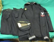 Wwii Us Coast Guard Navy Petty Officer Soundman Named Jumper Pants 115