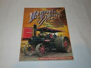 2002 Memories Of Bygone Years Featuring Minneapolis Moline Expo - Rollag, Mn