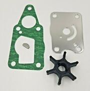 Water Pump Impeller Kit For Suzuki Outboard 4 5 6 Hp 4stroke Df4 Df5 Df6 And03903-and03917