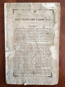 Rare History First Regiment Of Tennessee Cavalry List Killed Wounded Confederate