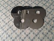 10 - Scrap Hard Drive Disk Platters--platinum Recovery, Wind Chimes,crafts