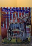 Video Enesco The Greatest Show On Earth Circus Animated Deluxe Action Musical