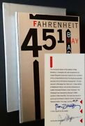 Ray Bradbury / Limited Editions Club Fahrenheit 451 The Lettered Signed 1st 1982